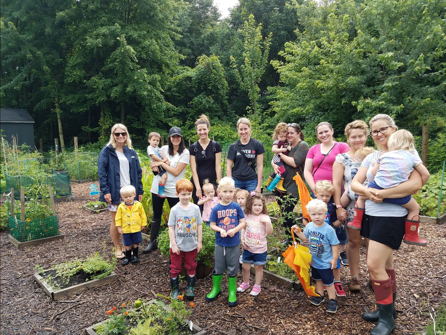 Community Garden People