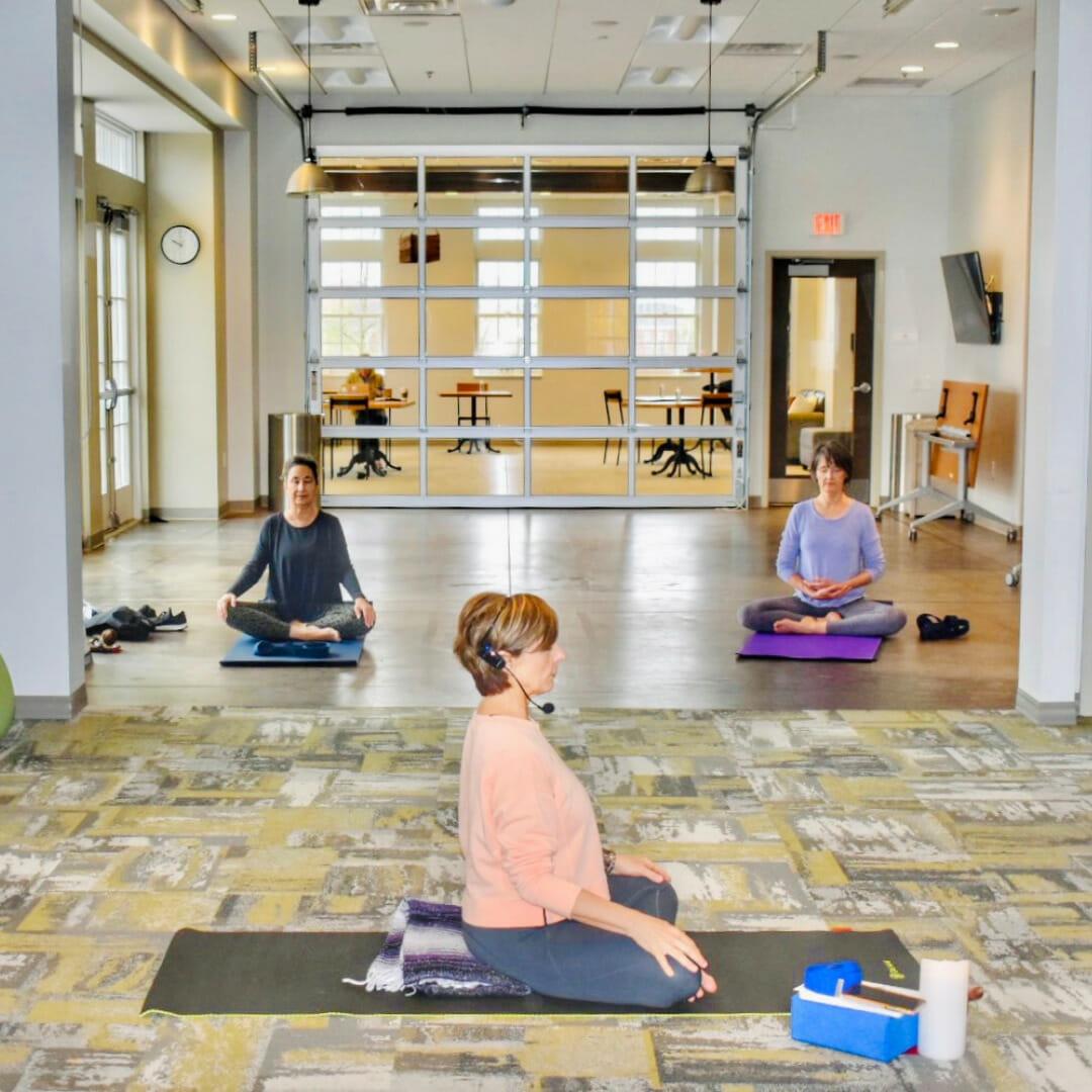 Restorative Energy Flow at Instill Wellness
